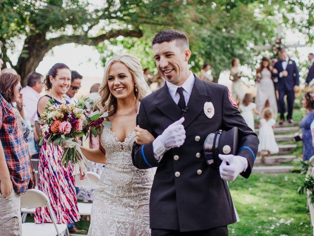 Danielle and Dalton's Wedding in Weston, Oregon 49