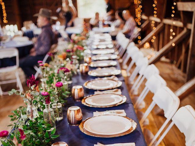Danielle and Dalton's Wedding in Weston, Oregon 51