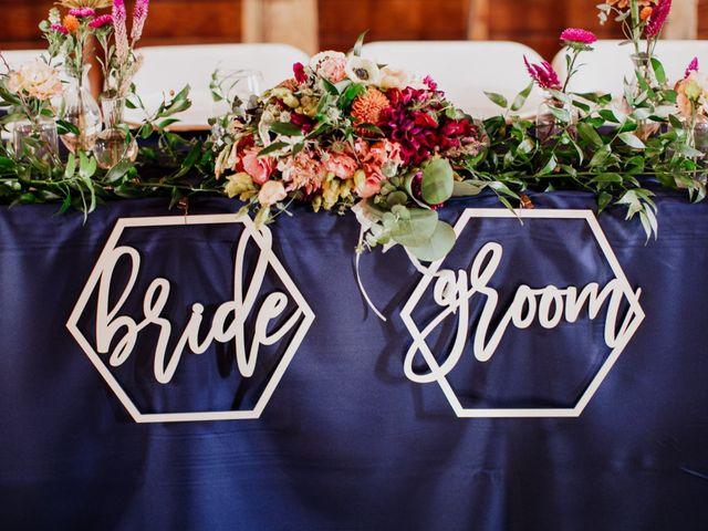 Danielle and Dalton's Wedding in Weston, Oregon 52