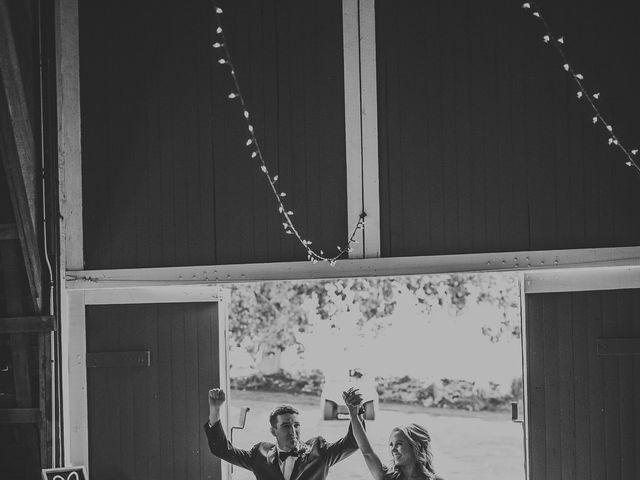 Danielle and Dalton's Wedding in Weston, Oregon 53