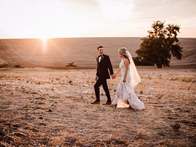 Danielle and Dalton's Wedding in Weston, Oregon 55