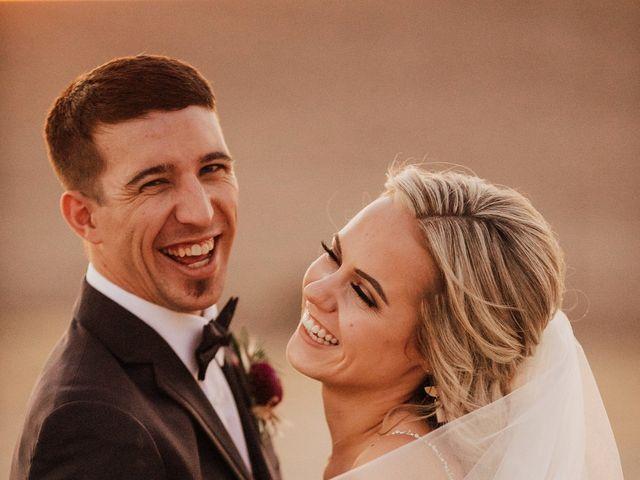 Danielle and Dalton's Wedding in Weston, Oregon 63