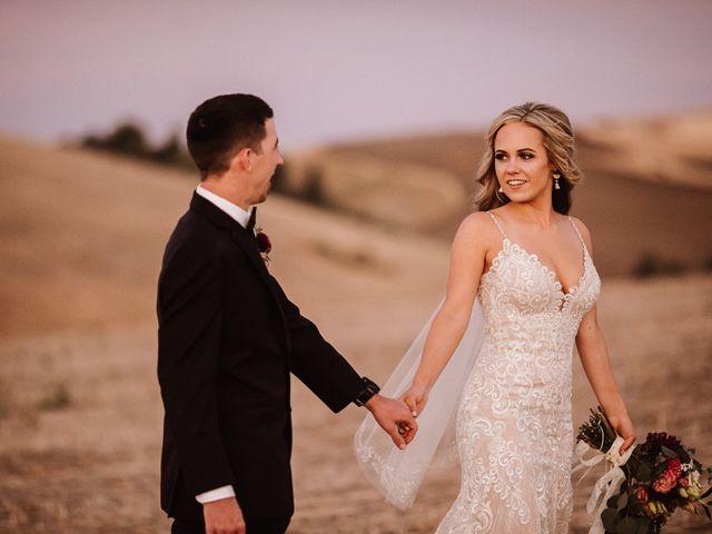 Danielle and Dalton's Wedding in Weston, Oregon 69