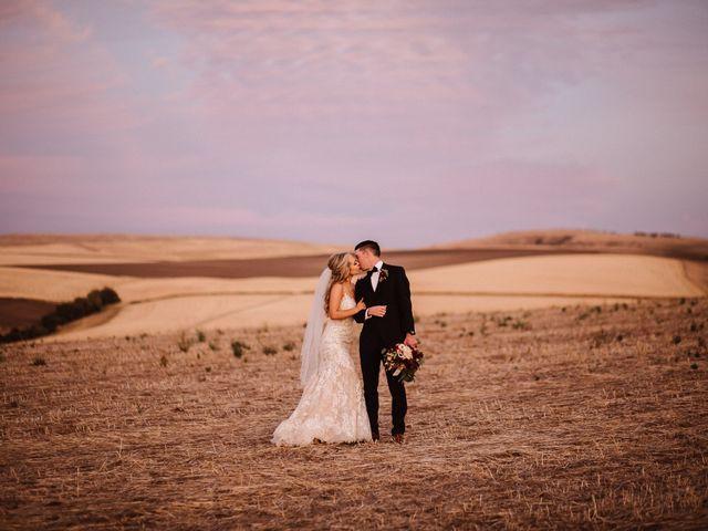 Danielle and Dalton's Wedding in Weston, Oregon 70