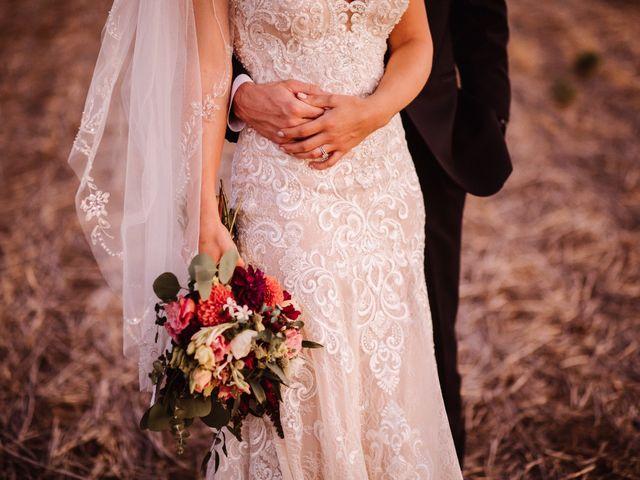 Danielle and Dalton's Wedding in Weston, Oregon 71