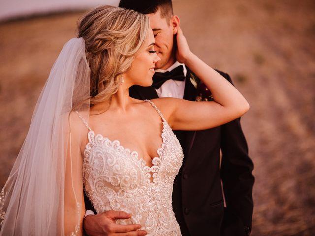 Danielle and Dalton's Wedding in Weston, Oregon 74
