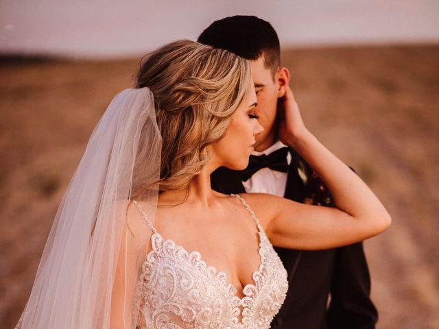 Danielle and Dalton's Wedding in Weston, Oregon 75