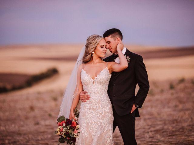 Danielle and Dalton's Wedding in Weston, Oregon 76