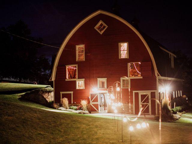 Danielle and Dalton's Wedding in Weston, Oregon 81
