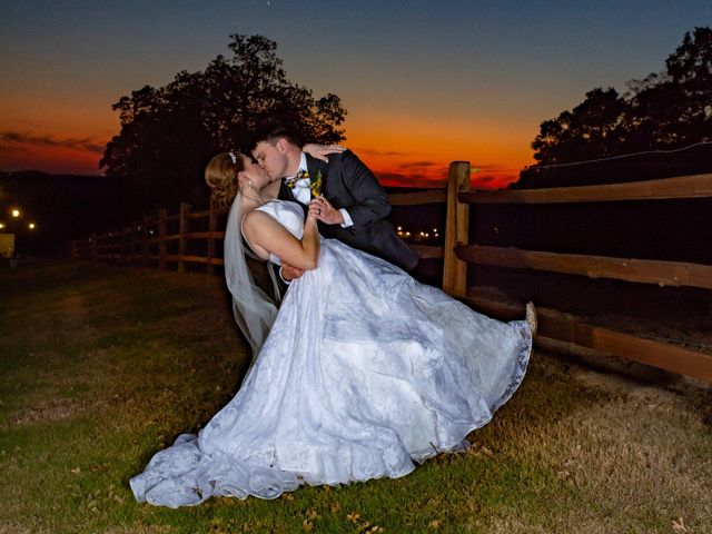 The wedding of Jesi and Michael