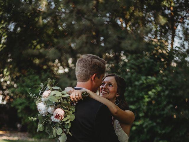Jessica and Josh's Wedding in Emmett, Idaho 30