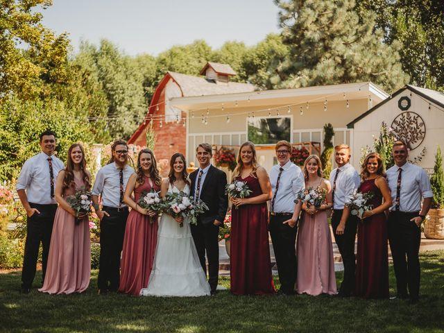 Jessica and Josh's Wedding in Emmett, Idaho 36
