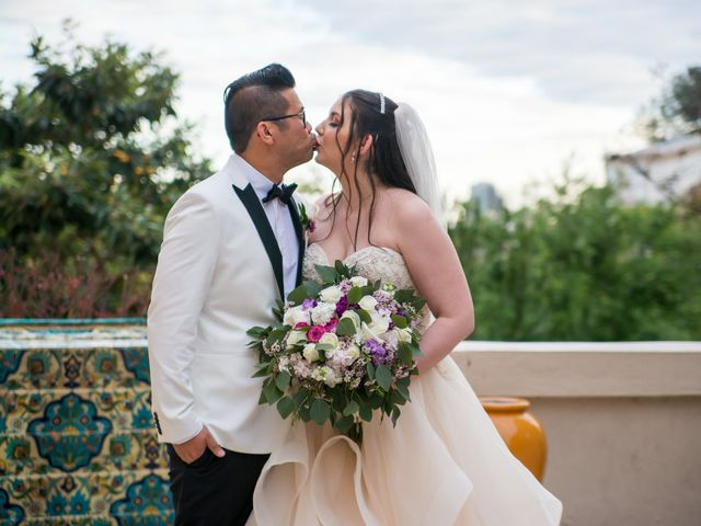 The wedding of Dakota and Johnny