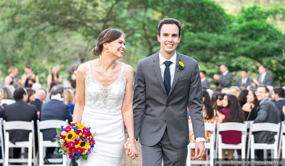 Mike and Anna's Wedding in Elkridge, Maryland