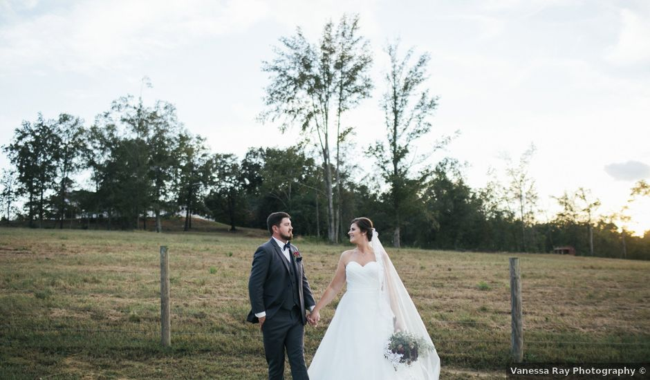 Jessie and Kaitlyn's Wedding in Angier, North Carolina