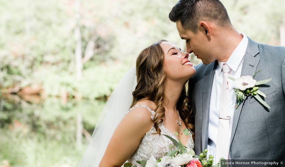 Dru and Jenn's Wedding in Sedona, Arizona
