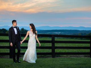 The wedding of Ella and Derrick 2