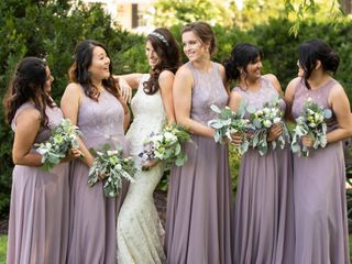 Derrick and Ella's Wedding in Charlottesville, Virginia 3