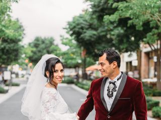 The wedding of Ivet and Isaias 1