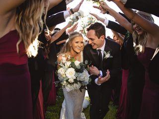 The wedding of Kyra and Josh 2