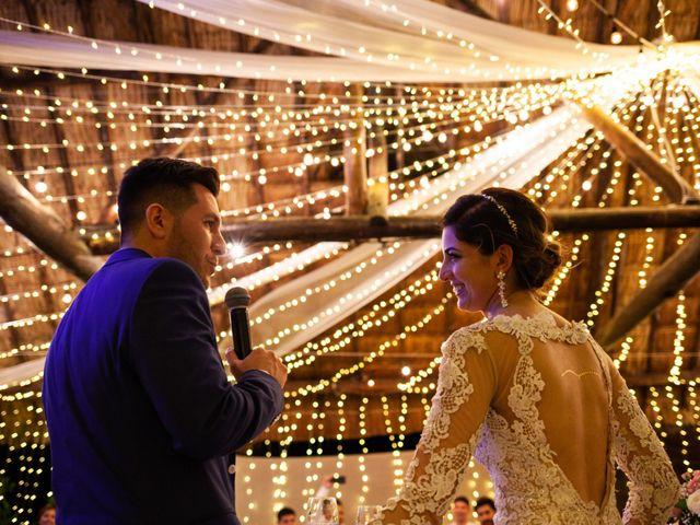 Arturo and Liz's Wedding in Playa del Carmen, Mexico 16