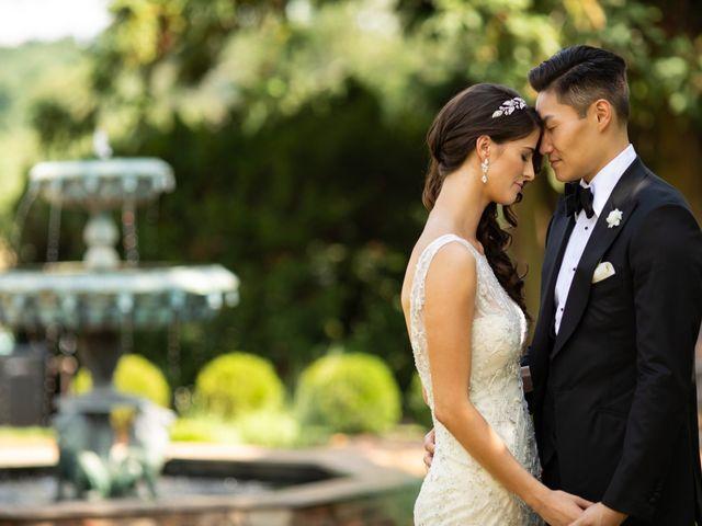 The wedding of Ella and Derrick