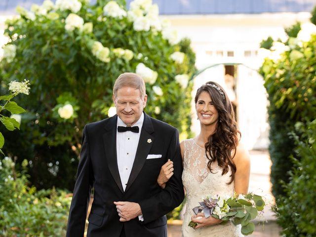 Derrick and Ella's Wedding in Charlottesville, Virginia 7