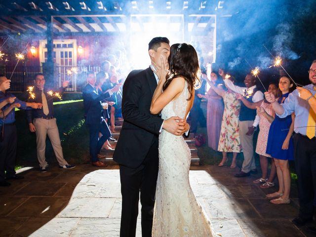 Derrick and Ella's Wedding in Charlottesville, Virginia 10
