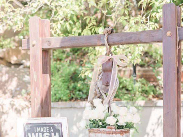 Nick and Allie's Wedding in Trabuco Canyon, California 7