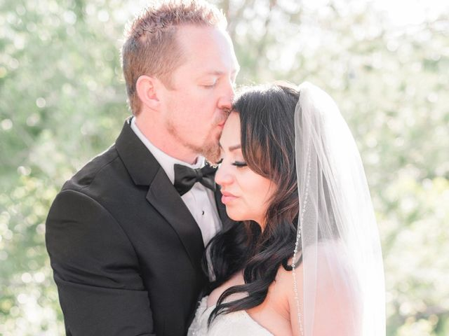 Nick and Allie's Wedding in Trabuco Canyon, California 10