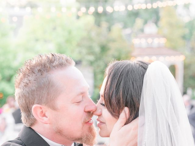 Nick and Allie's Wedding in Trabuco Canyon, California 13