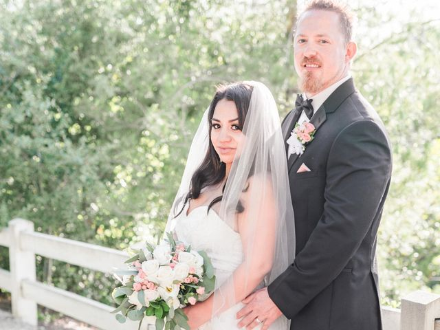 Nick and Allie's Wedding in Trabuco Canyon, California 15
