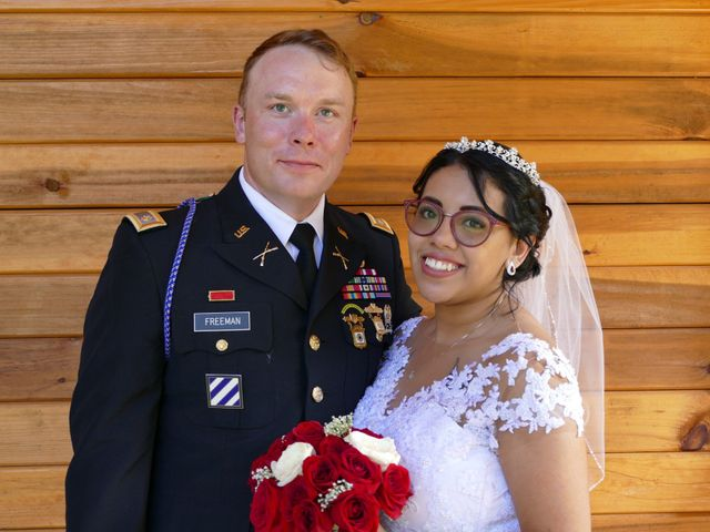 Kirk and Laura Freeman's Wedding in Mills River, North Carolina 7