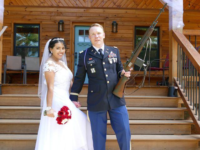 Kirk and Laura Freeman's Wedding in Mills River, North Carolina 8