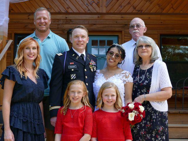 Kirk and Laura Freeman's Wedding in Mills River, North Carolina 11