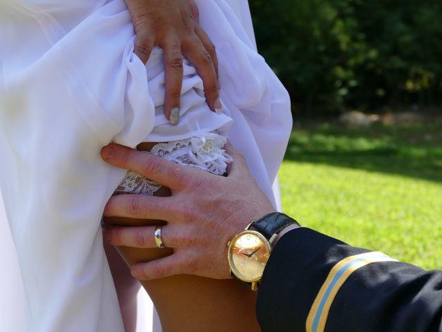 Kirk and Laura Freeman's Wedding in Mills River, North Carolina 16
