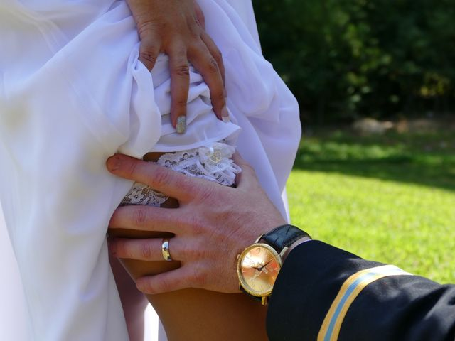 Kirk and Laura Freeman's Wedding in Mills River, North Carolina 17