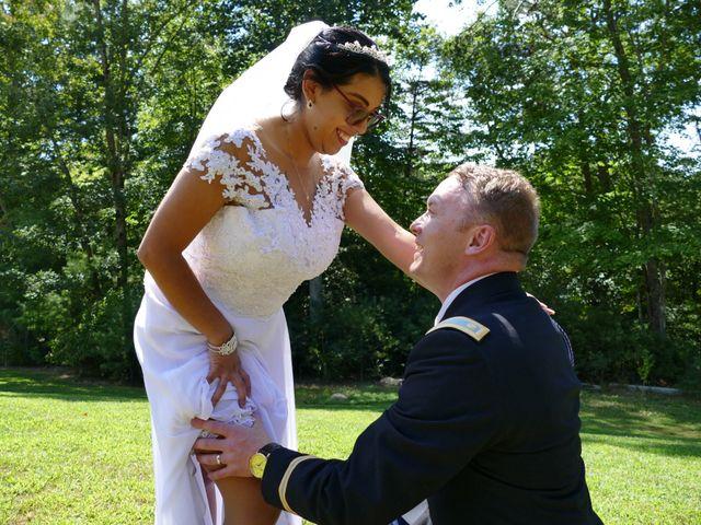 Kirk and Laura Freeman's Wedding in Mills River, North Carolina 18