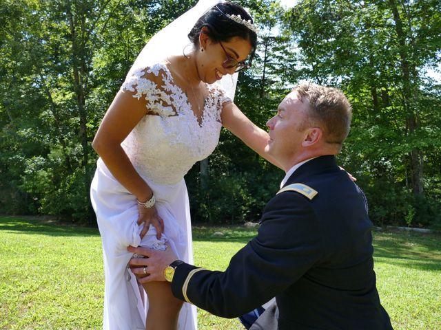 Kirk and Laura Freeman's Wedding in Mills River, North Carolina 19