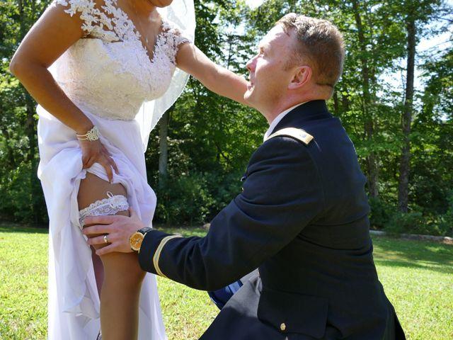 Kirk and Laura Freeman's Wedding in Mills River, North Carolina 20