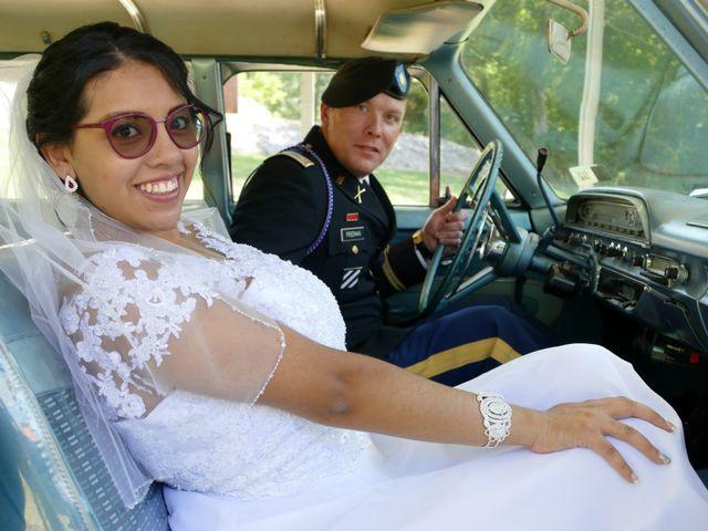 Kirk and Laura Freeman's Wedding in Mills River, North Carolina 21