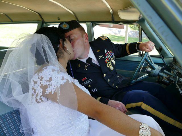 Kirk and Laura Freeman's Wedding in Mills River, North Carolina 22