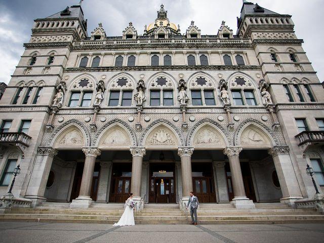 Jason and Leonora's Wedding in Hartford, Connecticut 2