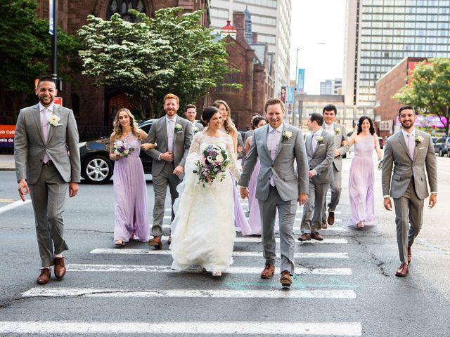 Jason and Leonora's Wedding in Hartford, Connecticut 11
