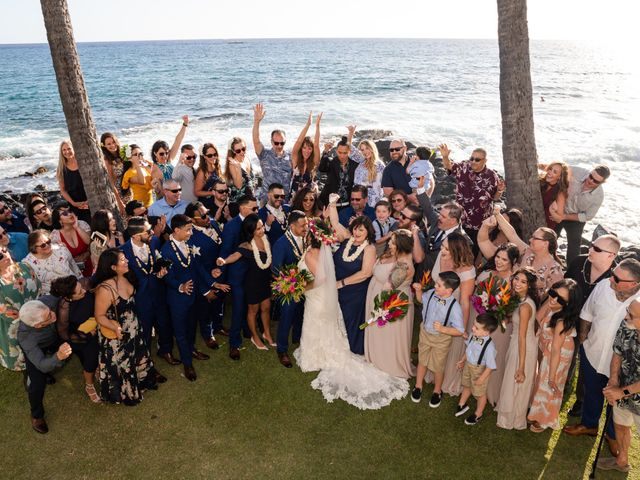 Rebecca and Tyson's Wedding in Kailua Kona, Hawaii 2