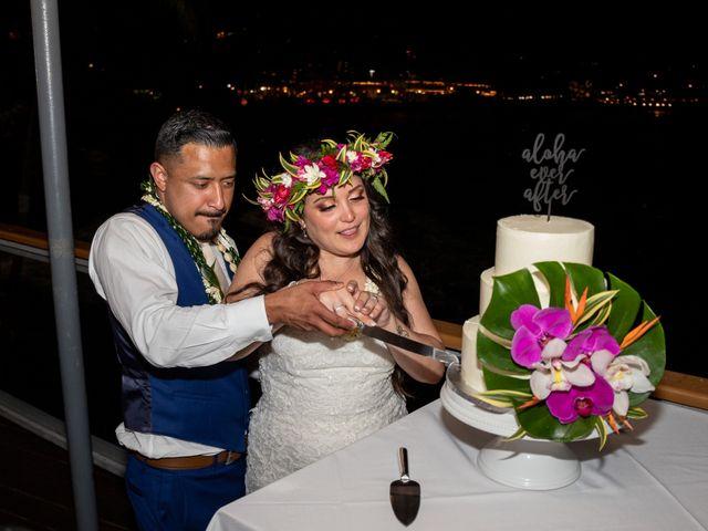 Rebecca and Tyson's Wedding in Kailua Kona, Hawaii 3