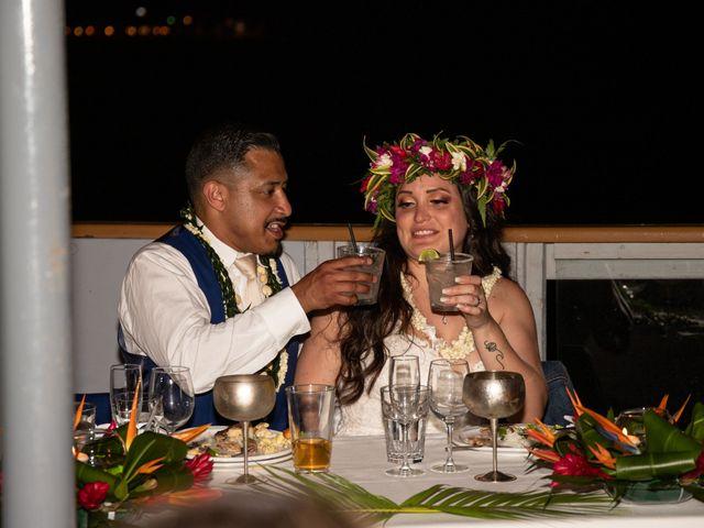 Rebecca and Tyson's Wedding in Kailua Kona, Hawaii 4
