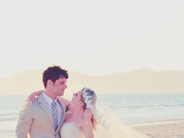Trevor and Krista's Wedding in Nuevo Vallarta, Mexico 9