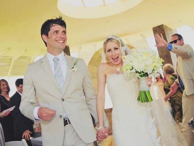 Trevor and Krista's Wedding in Nuevo Vallarta, Mexico 11