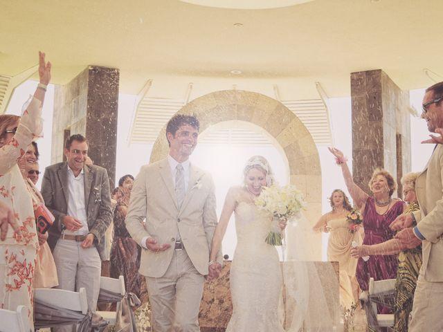 Trevor and Krista's Wedding in Nuevo Vallarta, Mexico 2